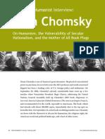 NoamChomsky on Humanism