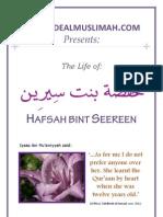 Hafsah Bint Seereen Book
