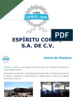 Espiritu Corsa- Espiritu Lauro Esp 03-2