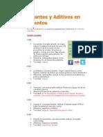 Conservantes_y_aditivos