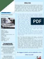 Schiggy Paper Ausgabe 3 / 2011 Magazin vom Schiggyboard (Dezember)