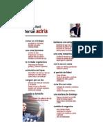 22 - El Bulli - La Cocina Facil de Ferran Adria