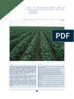 Los Beneficios Sociales y Ambient Ales de La Agricultura Biotecnologica en Brasil 1996 2009