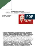 Historia de Las Doctrinas Economic As Eric Roll Islandes Parte 26