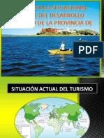 Diagnostico situacional actual del desarrollo turístico de la provincia de Puno