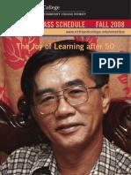 Emeritus Booklet