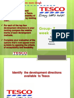 Tesco ppt