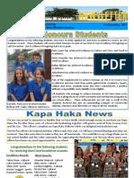 Newsletter 01.12.11