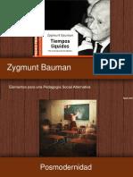 2 Elementos para una Pedagogía Social Alternativa Bauman