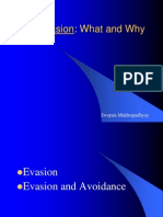 Tax Evasion_What & Why