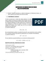 Obtencion de Hidroxido de Sodio Pila de Diafragma
