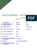 Krumm Heller - Plantas Sagradas [PDF]