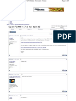 Manual Crear Opefoam Windows2