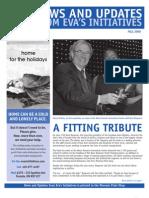 2008 Newsletter Fall