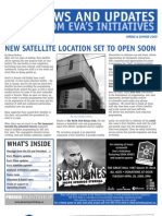 2009 Newsletter Spring