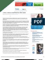 Town Council could bend on 'flex' lanes _ LoudounTimes