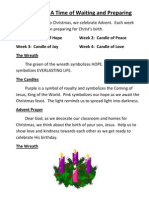 Advent Note