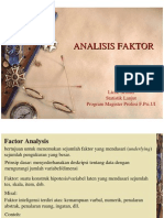 AnalisisFaktor