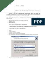 Serviço de DHCP No Windows