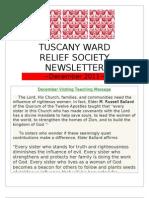 Dec 2011 RS Newsletter