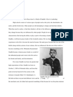 Gandhi Research Paper 2