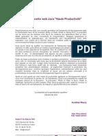 Xebia Les Frameworks Web Java Haute Productivite