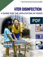 Switzerland; Solar Water Disinfection