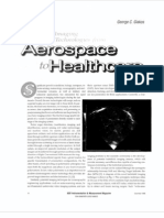 Emerging Imaging Sensor Technologies From Aerospace to Healthcare
