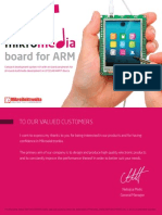 Mikromedia Arm Manual