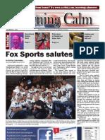 Morning Calm Weekly Newspaper - 2 December 2011