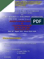 DLRL 1 Workshop