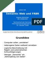Semantic Web Und FRBR