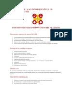 PROTOCOLO DE LA SOCIEDAD ESPAÑOLA DE ODONTOPEDIATRIA