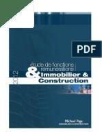 Immobilier et construction : l'enquête Michael Page sur les fonctions et les rémunérations