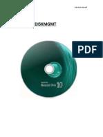 Uso de DiskMgmt