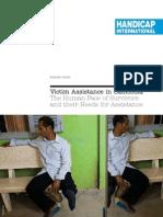 Victim Assistance in Cambodja