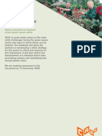 Skills to Grow - Consultation document