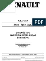 Diagnoostico de La Bomba Lucas
