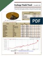 November 2011 ETF Report