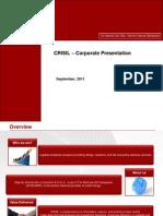 Crisil Ltd