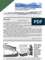 Boletin Nº 14 de la Comisión Exiliados Argentinos en Madrid