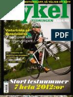 Cykeltidningen Kadens # 10, 2011