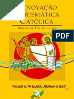 Calendário Diocesano 2011 RCC