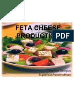 Feta Cheese Production