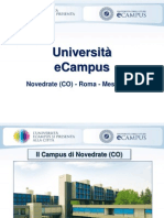 Presentazione UnieCampus
