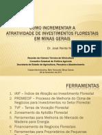 Como Incrementar a Atratividade de Investimentos Florestais em Minas Gerais