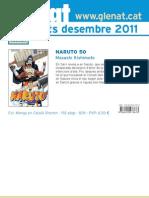Novedades Glenat Diciembre 2011 (Catalán)