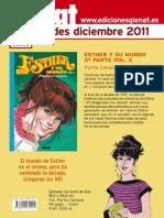 Novedades Glenat Diciembre 2011 (Castellano)