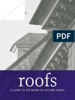 Roofs - A Guide to the Repair of Historic Roofs (2010)