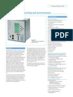 7SJ64xx Catalog SIP-2006 En